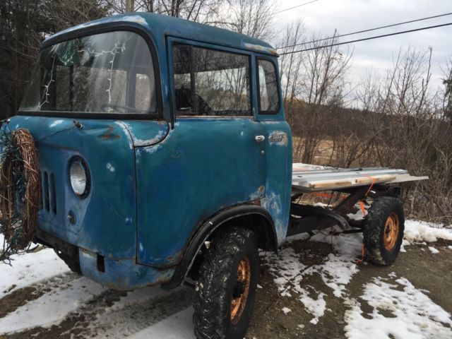 Jeep Fc For Sale >> 1962 Willys Jeep fc170 forward control, cab over truck ...