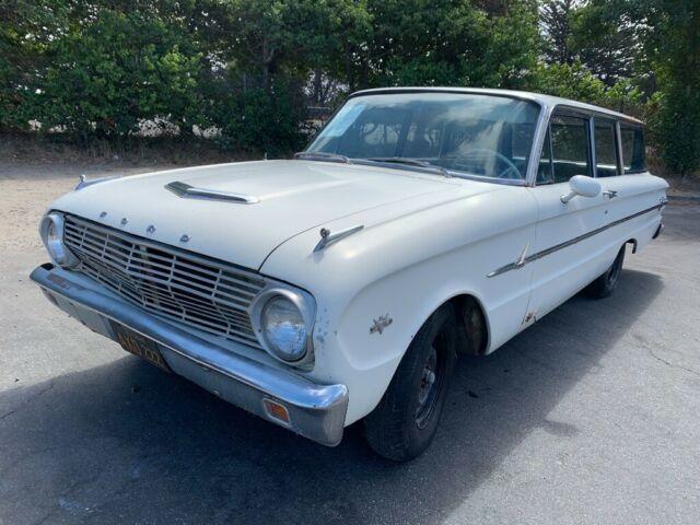1963 1/2 Mustang