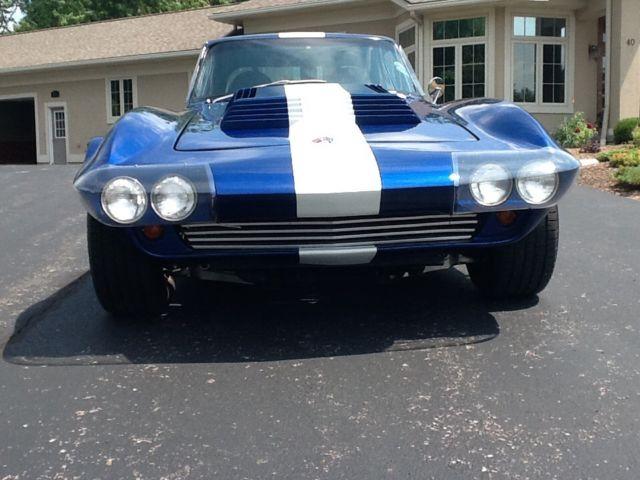 1963 1964 1965 1966 1967 Corvette Grand Sport Replica