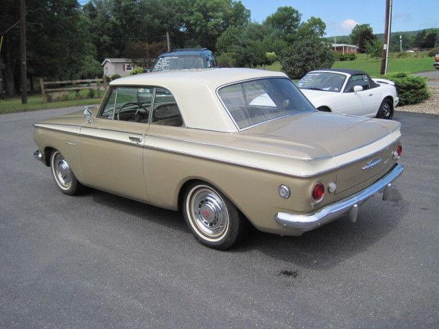 1963 AMC Rambler American 440 Coupe