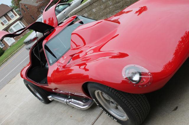 1963 Bill Thomas Cheetah Replica Classic Chevrolet