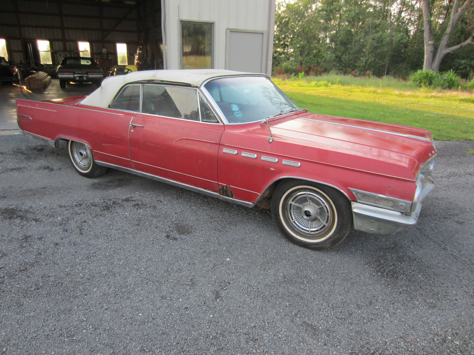 1963 Buick Electra 225 Convertible Classic For Sale 1961