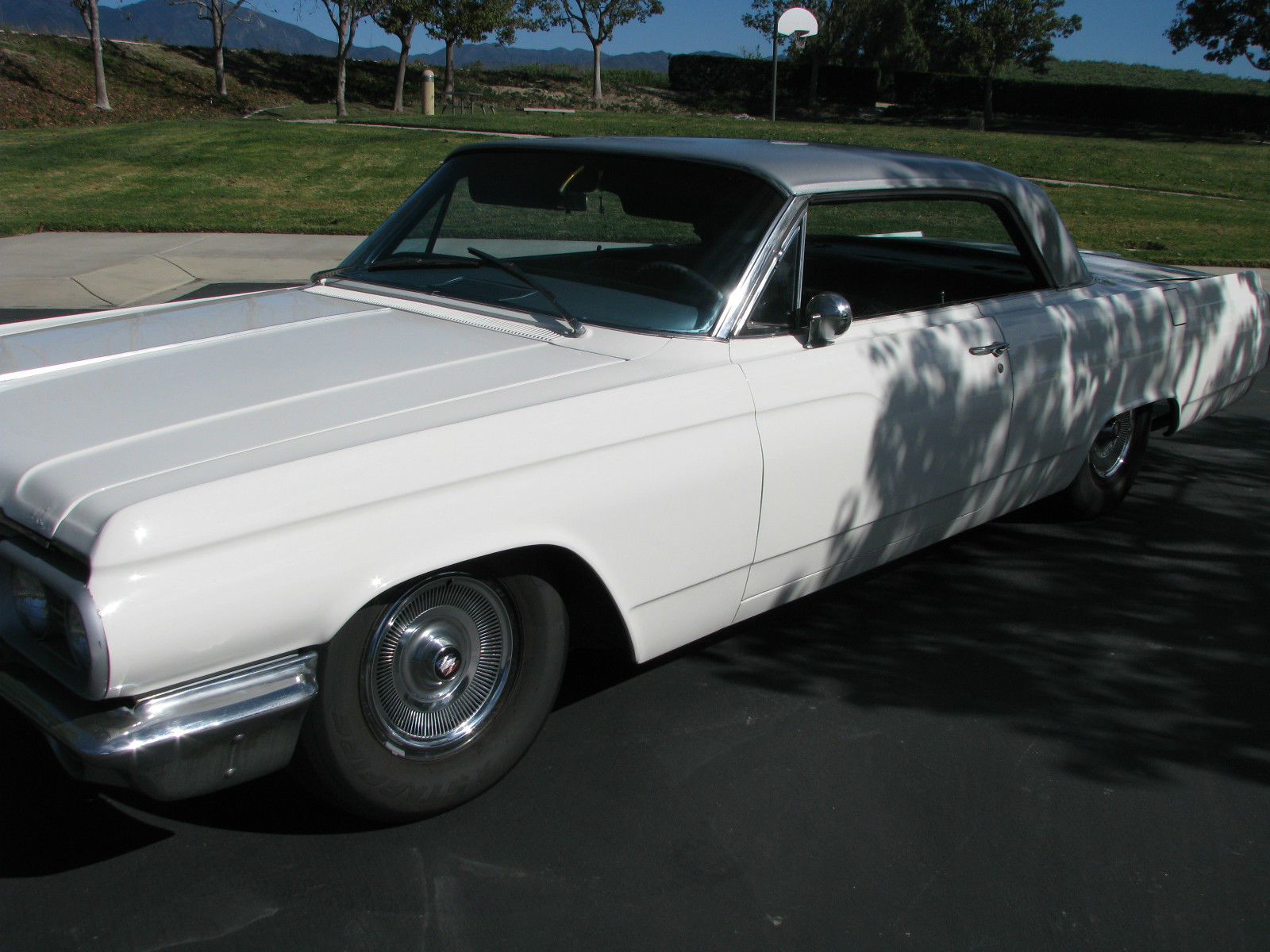 1963 BUICK LESABRE TWO DOOR COUPE