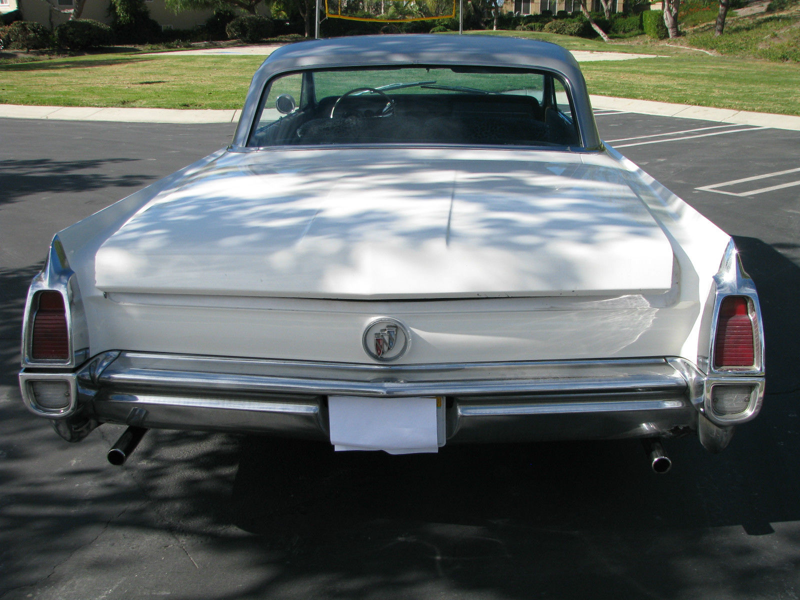 What Color Is Transmission Fluid >> 1963 BUICK LESABRE TWO DOOR COUPE - Classic Buick LeSabre ...