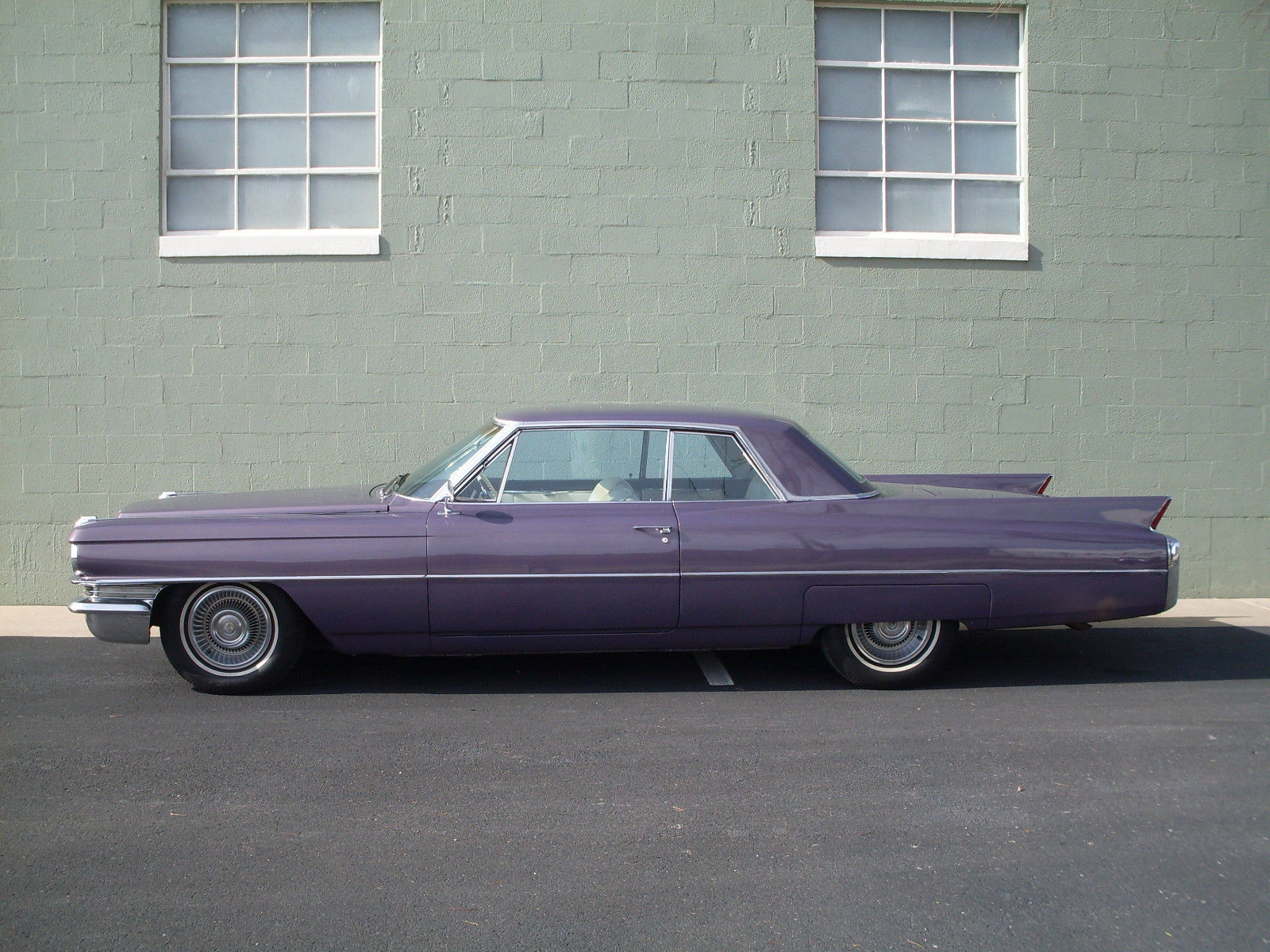 1963 Cadillac Series 62 Hardtop Rust Free Calif Car Ps Pw Pb Priced 1951 Coupe Other