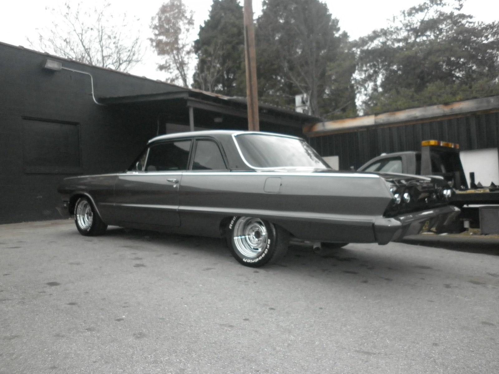 1963 chevrolet biscayne impala 2 door post classic chevrolet impala 1963 for sale. Black Bedroom Furniture Sets. Home Design Ideas