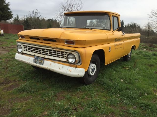 1963 Chevy Truck For Sale