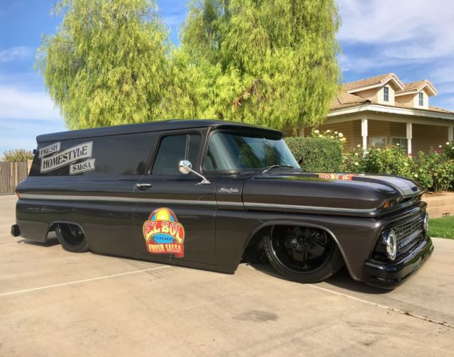 1963 Chevrolet Chevy C 10 Suburban Panel Delivery