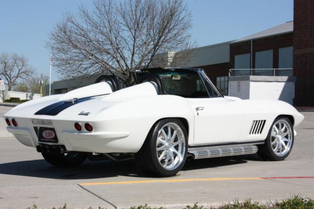1963 Chevrolet Corvette Convertible Resto Mod Classic