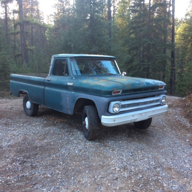 1963 chevy k10 4x4 truck low miles 2 original owners classic chevrolet other pickups 1961. Black Bedroom Furniture Sets. Home Design Ideas