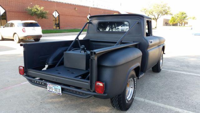 1963 Chevy Truck C10 Prerunner Hotrod Gmc 60 61 62 63 64