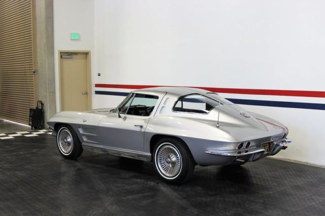 1963 corvette numbers matching engine 4 speed classic for West chevrolet airport motor mile