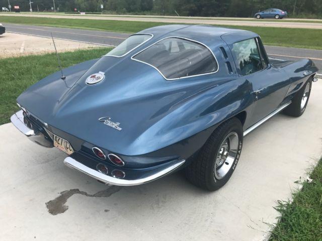 1963 Corvette Split Window Coupe 1964 1965 1966 1967