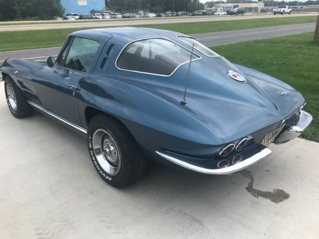 Corvette Split Window Coupe