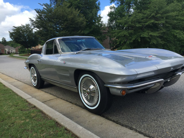 1963 Corvette Split Window Coupe Restomod Classic