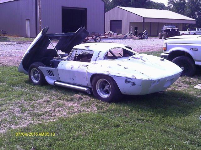 1963 corvette split window replica project 4 wheel disc for 1963 chevy corvette split window for sale
