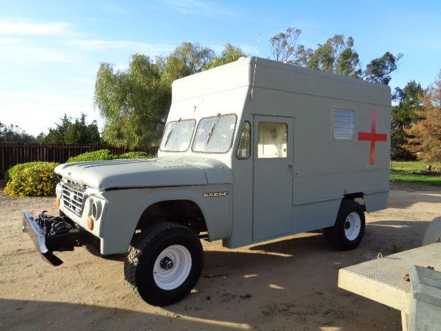 1963 Dodge D200 3 4 Ton 4x4 Power Wagon Truck Military
