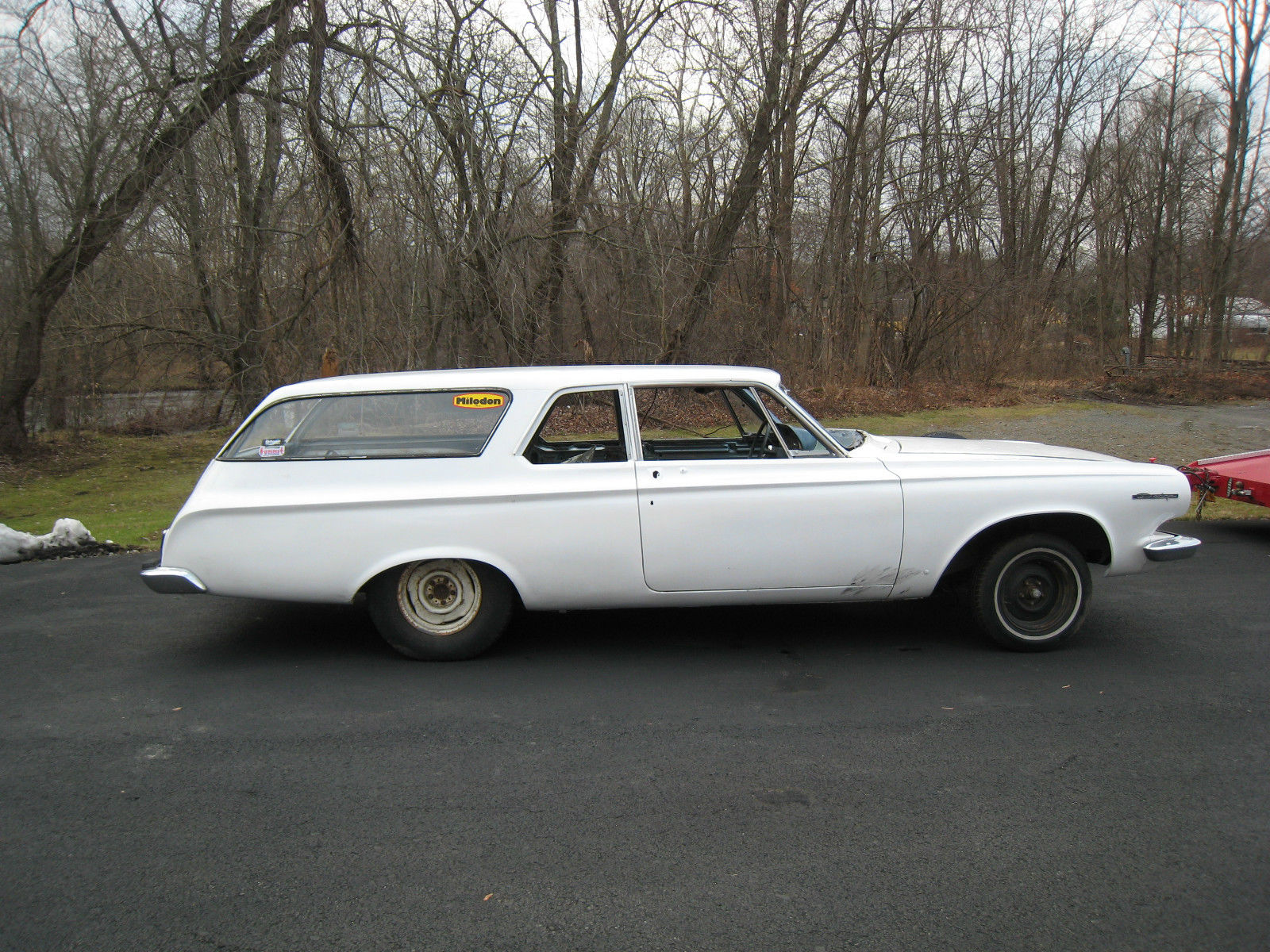 1963 Dodge S/W Project Hot Rod Race Plymouth Ford Chevy