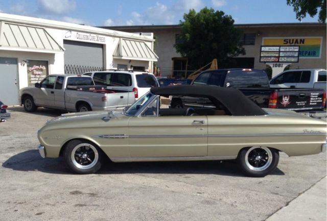 Mustang 1963 1/2