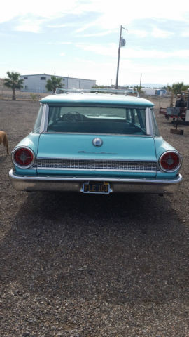 Cars For Sale Albuquerque >> 1963 Ford Country Sedan station wagon - Classic Ford ...