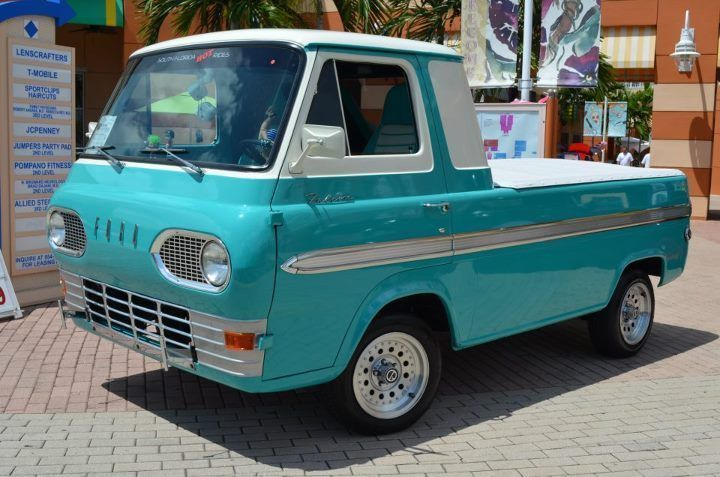 1963 ford econoline pickup - Classic Ford Other Pickups 1963