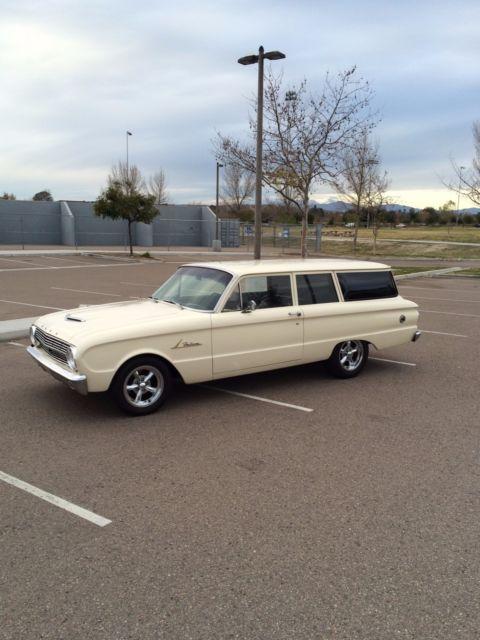 1963 Ford Falcon 2 Door Wagon Classic Ford Falcon 1963