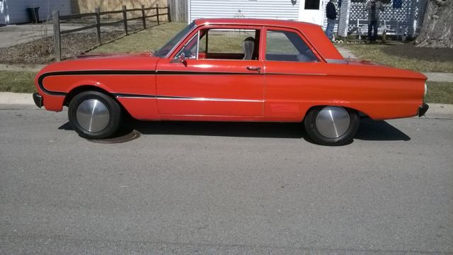1963 Ford Falcon 6cyl 80k Miles 3 Spd *ALSO INCLUDES A 302 ...
