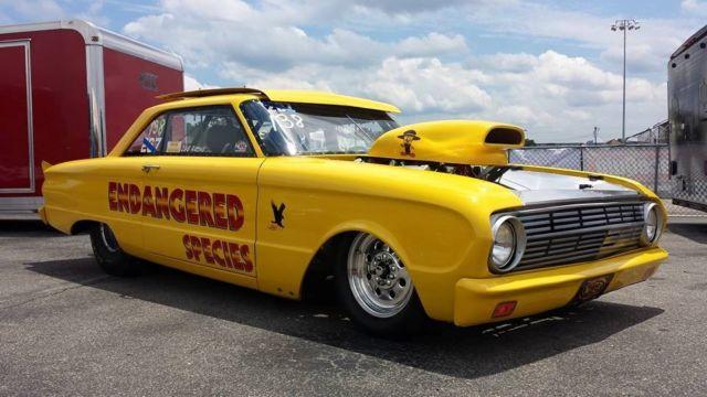 1963 Ford Falcon Drag Car Turn Key Race Ready Classic