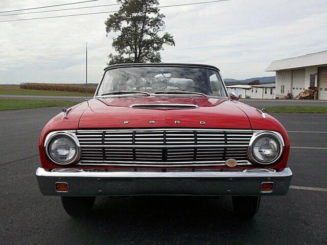 1963 Ford Falcon Futura Convertible  Older Restoration