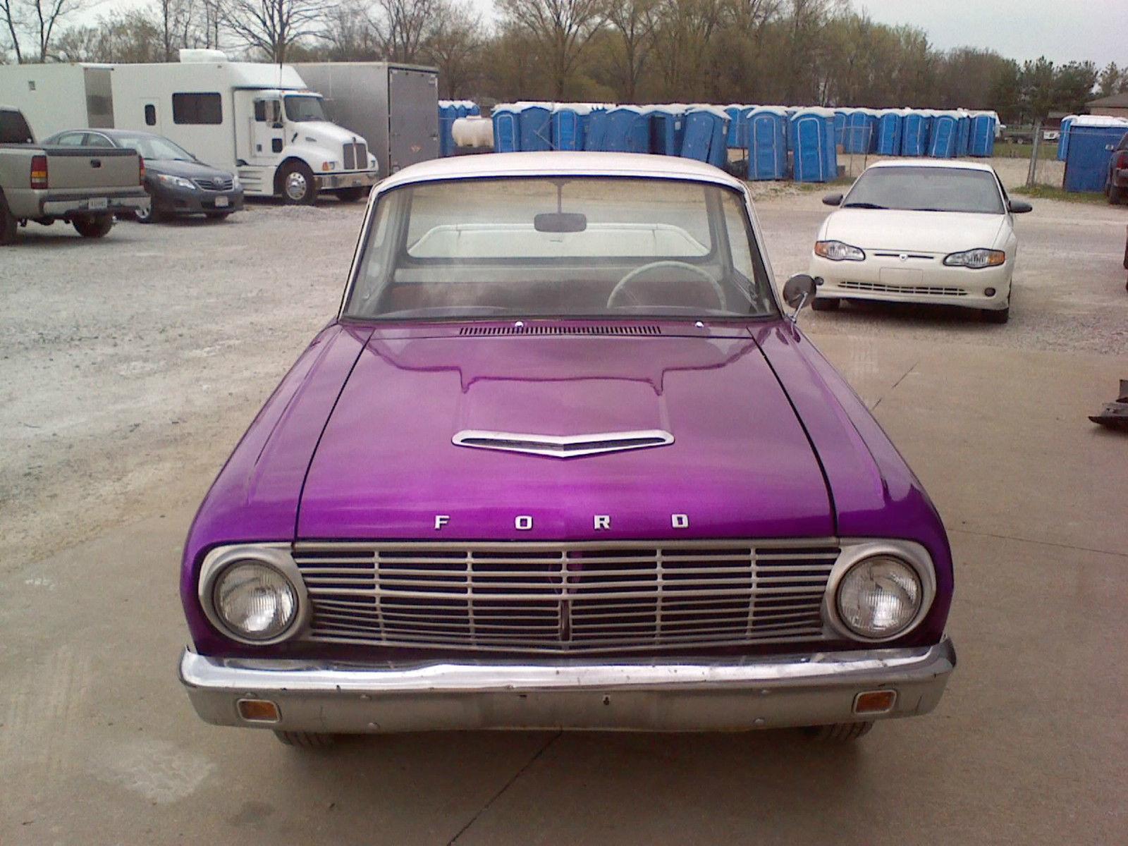 1963 Ford Falcon Ranchero, Cool car - Classic Ford Falcon 1963 for sale