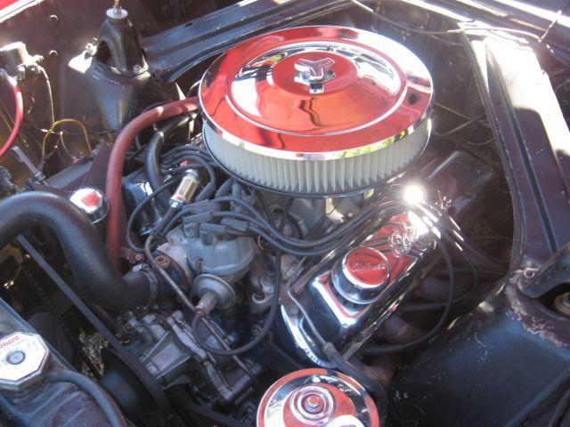 47270 1963 Ford Falcon Sprint Hardtop