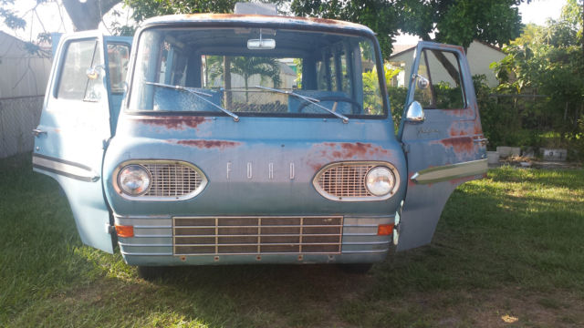 1963 FORD FALCON VAN (ECONOLINE) - Classic Ford Other
