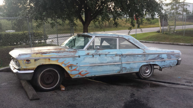 Palm Bay Ford >> 1963 Ford Galaxie 500 Xl 406 427 Gasser Light Weight Parts - Classic Ford Galaxie 1963 for sale