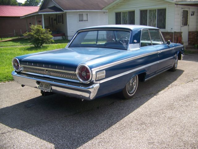 1963 ford galaxy 500xl classic ford galaxie 1963 for sale. Black Bedroom Furniture Sets. Home Design Ideas