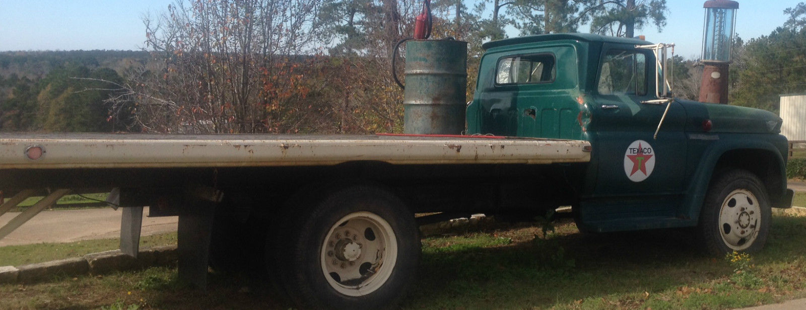 1963 gmc 2 ton flatbed truck   classic gmc other 1963 for sale