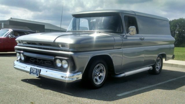 6ea934451f 1963 GMC Custom Panel Delivery Panel Truck - Classic GMC Other 1963 ...