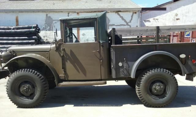 1963 Military Dodge Power Wagon M37 B1 - Classic Dodge ...