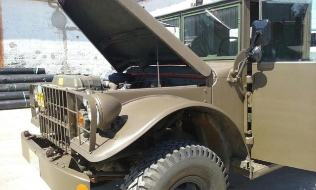 Dodge Power Wagon For Sale >> 1963 Military Dodge Power Wagon M37 B1 - Classic Dodge ...