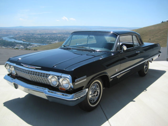 1963 IMPALA CONVERTIBLE (FOR SALE)