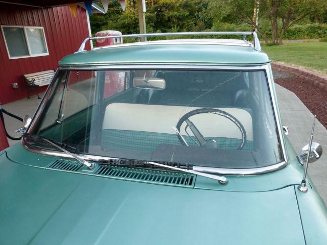 1963 Studebaker Daytona Wagonaire No Reserve Sliding