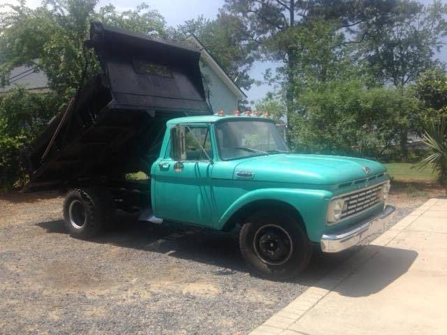 1963 vintage ford f350 dumptruck classic ford other pickups 1963 for sale