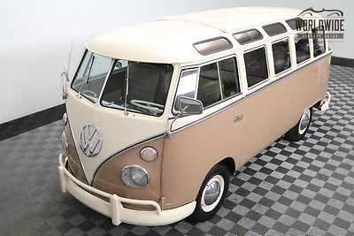 1963 volkswagen bus ultra rare walk though 23 window for 1963 vw 23 window bus for sale