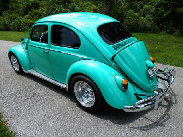 1963 VOLKSWAGON VW SHOW CAR CLASSIC CUSTOM STREET ROD HOT ROD - Classic Volkswagen Beetle ...