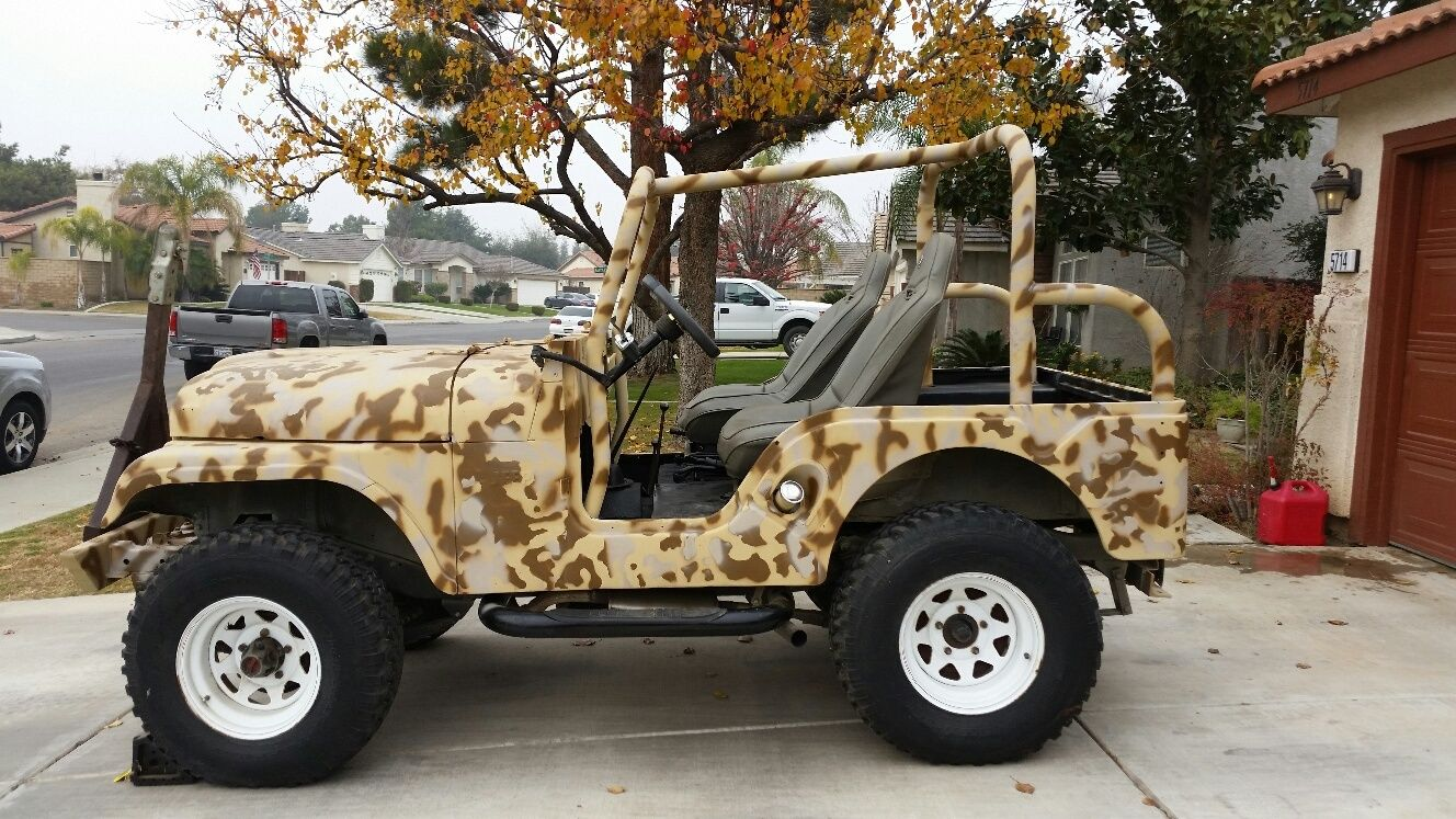 1963 Willys Jeep Cj5 Classic Jeep Other 1963 For Sale