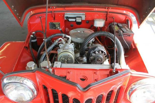 Willys Jeep Truck For Sale >> 1963 Willys Wagon 4x4 Restomod - Automatic, A/C, V8, Power ...