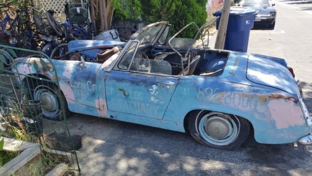 1964 1965? AUSTIN HEALEY MK3 SPRITE convertible project or ...