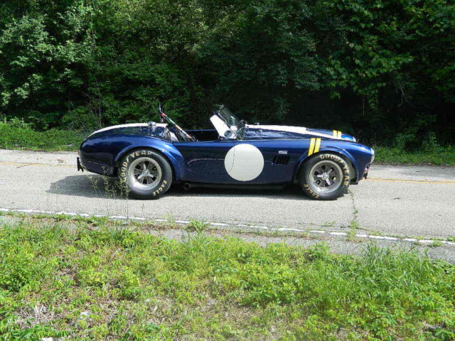 1964 Ac Cobra 289 Fia Era Replica Classic Shelby Cobra