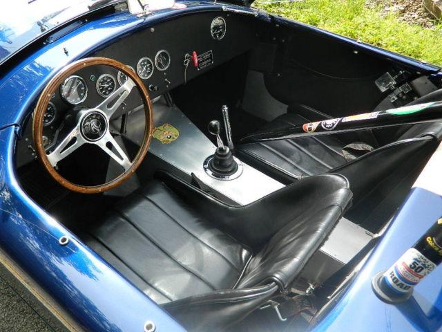 Polyurethane Suspension Bushings >> 1964 AC Cobra 289 FIA ERA replica - Classic Shelby Cobra 1964 for sale