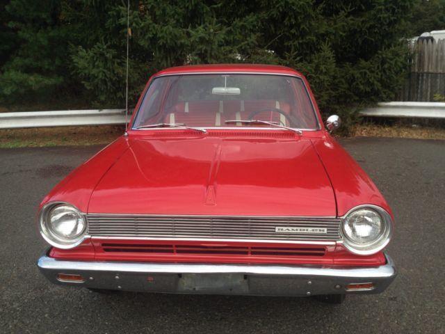 1964 Amc Rambler 330 2 Door Sedan 6 Cylinder Flat Head