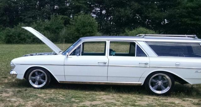 1964 amc rambler station wagon classic amc other 1964. Black Bedroom Furniture Sets. Home Design Ideas